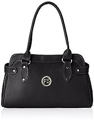 Fostelo Women's Handbag (Black) (FSB-221)