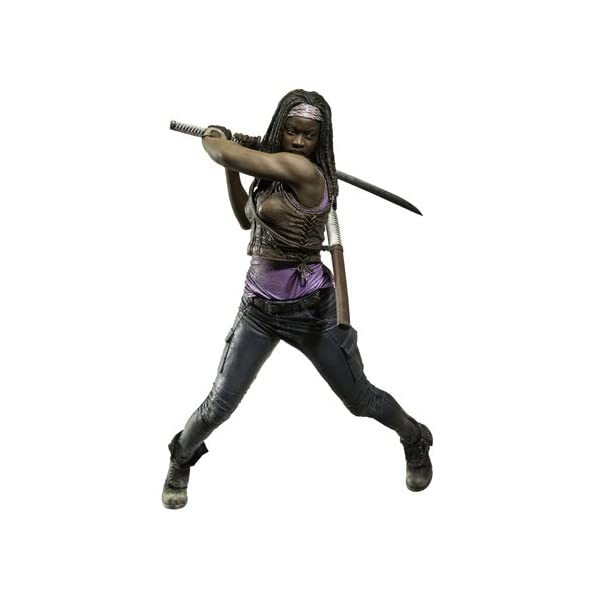 McFarlane Figura Walking Dead Michonne 25 Cms 1