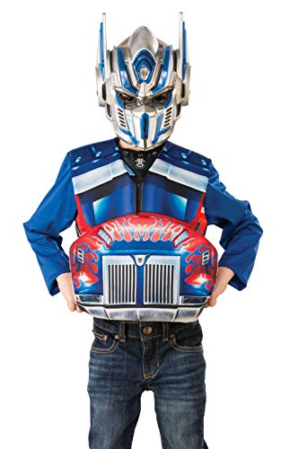 Rubie's G34358 Official Transformers Optimus Prime Transforming Costume, Age 4-6 Years