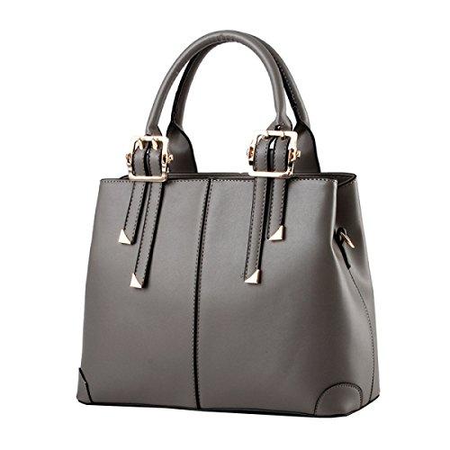 LAIDAYE Damen Tasche Handtaschen Mode Europa Und Den Vereinigten Staaten Atmosphärische Messenger Bag Umhängetasche Wie Viele Gramm Wahl 7