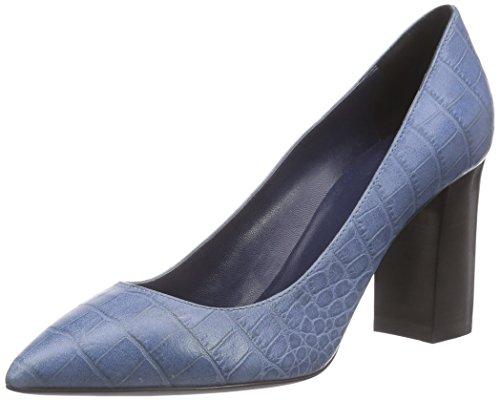 PolliniSCARPAD.PRINCESS85C ST.COCCO AVIO - Scarpe col tacco donna , Blu (Blau (Avio)), 36