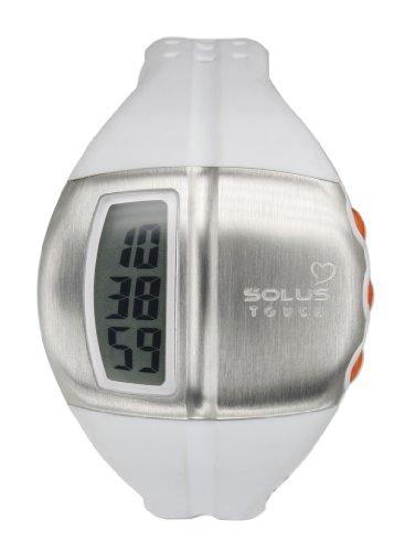 Bernex SL-810-002 - Reloj digital unisex de plástico Resistente al agua