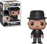 Funko- Pop Vinile James Bond Goldfinger Oddjob Action Figure, 10 cm, 24706