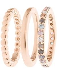 Bronzallure-Ring Onyx WSBZ00360.B Bronze