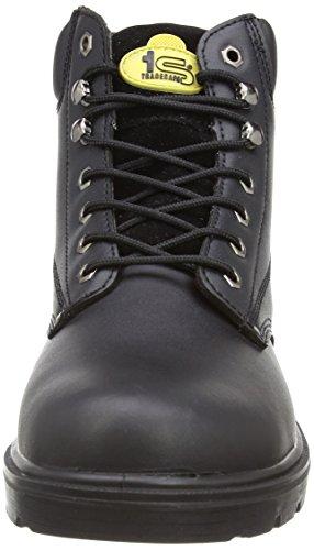 Tradesafe Builder, Chaussures de sécurité Homme Noir (Black)