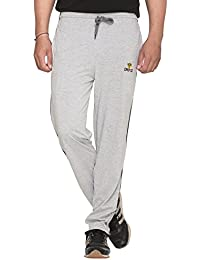 Cupid Branded Regular FIT MILANGE Gray Mens Cotton Pyjamas/Lowers /Plus Sizes/Cotton Track Pants Men Under RS...