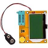 WINGONEER Alta calidad a estrenar LCR-T4 ESR Meter Transistor Tester Diodo Triode Capacitance SCR Inductance