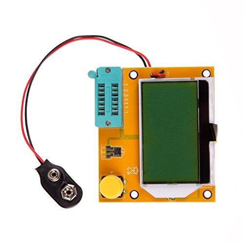 WINGONEER alta qualità Brand New LCR-T4 ESR Meter Transistor usato  Spedito ovunque in Italia