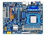 Gigabyte GA-MA790GPT-UD3H Mainboard Sockel AMD AM3 790GX+RS780D DDR3 Speicher ATX