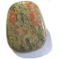 KRIO® - Edelstein Bolotie aus Unakit Epidot an Lederkordel Ø 3,5-4mm ca 98 cm lang preisvergleich bei billige-tabletten.eu