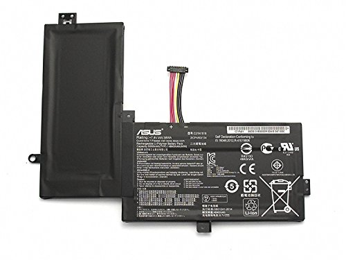 ASUS C21N1518 Lithium Polymère (LiPo) 5000mAh 7.6V batterie rechargeable - Batteries rechargeables (5000 mAh, 38 Wh, Lithium Polymère (LiPo), 7,6 V, Noir)
