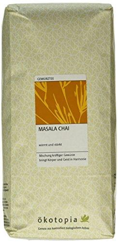 Ökotopia Gewürztee Masala Chai, 1er Pack (1 x 1000 g) -