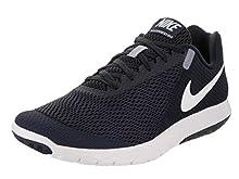 6bdfc9d1f231 Nike Men s Flex Experience Rn 6 Obsidian White Dark Obsidian Running Shoe  10 Men US