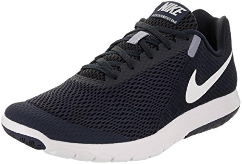 Nike Men's Flex Experience RN 6 Obsidian/White Dark Obsidian Running Shoe 11 Men US