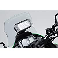 SW Motech GPS.08.875.10000/B Soporte para Navi de extraíble en la Cabina para Kawasaki Versys de X300ABS 2016, Negro