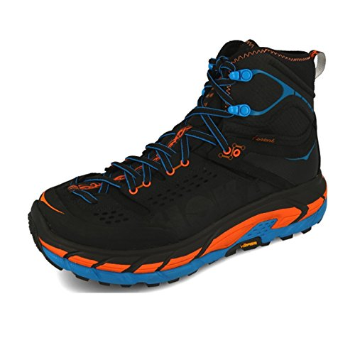 HOKA one one Tor Ultra Hi WP Anthracite Orange Clown Fish