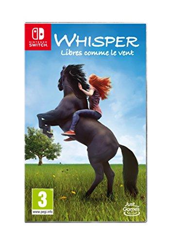 Whisper Libres comme le vent pour Nintendo Switch