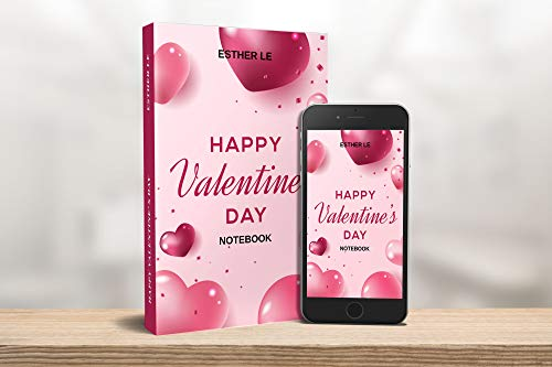 Happy Valentine's Day: Valentine gift for her, gift for him (English Edition)