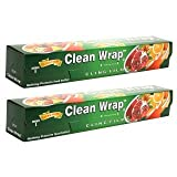 #10: Clear Wrap 30 Mtr Pack of 2 (30x2=60 MTRS) Guaranteed