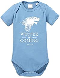 Winter is Coming Baby Strampler by Shirtcity