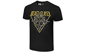 WWE Seth Rollins BeastSlayer Authentic T-Shirt