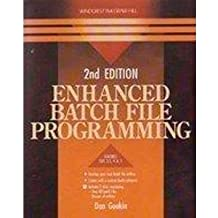 Enhanced Batch File Programming/Book and Disks