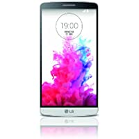 LG G3 smartphone (14 cm (5,5 pollici), display Quad HD IPS, Processore 2.5 GHz Quad Core, fotocamera da 13 Megapixel, (Lg Gsm Telefono Cellulare)