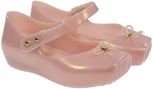 Melissa , Baby Mädchen Lauflernschuhe Pink Rose (Schuhe Mädchen Melissa)