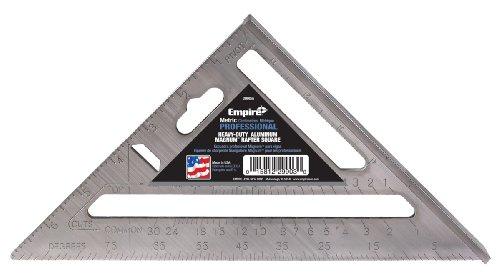 EMPIRE Level 2990M schwere Pflicht Magnum Dachsparren, quadratisch, metrisches Graduierung, 17,8cm
