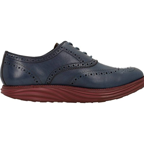 MBT Herren Boston WT M Oxfords blau (Burnished Navy)