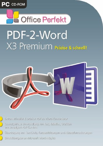 PDF-2-Word X3 Premium