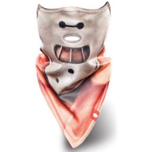 AirHole Standard 1Fleece Rückseite Bandana, (Insane Masken)