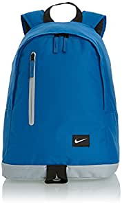 Nike All Access Halfday Backpack, Men's (Blue)