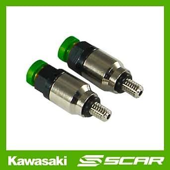 fork air bleeder bleed valves 80 85 125 250 450 kawasaki