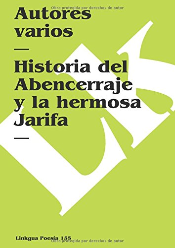 Historia del Abencerraje y La Hermosa Jarifa Cover Image