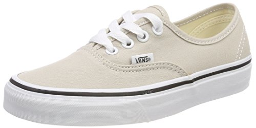 Beige 34.5 EU Vans Authentic Sneaker UnisexAdulto Silver Lining/True oys