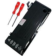 "10.95V 63.5Wh Batería del portátil A1322 para Apple MacBook Pro 13"" (Mid 2009 to Mid 2012) MB991LL/A MB990LL MD313 MD314LL MC375CH MC374 MC375D/A Apple MacBook Pro 13"" Unibody A1278"