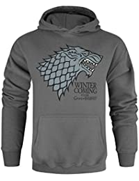Unisex-Adulte - Official - Game Of Thrones - Sweat À Capuche