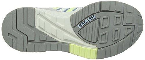K-Swiss Si-18 Trainer 2 M, Sneaker donna Grigio (Grey (Grey/White))