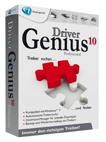 avanquest Deutschland GmbH Driver Genius 10 Professional