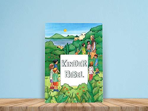 KINDERBIBEL - personalisiertes Taufgeschenk mit Ihrem Kind als Titelhelden