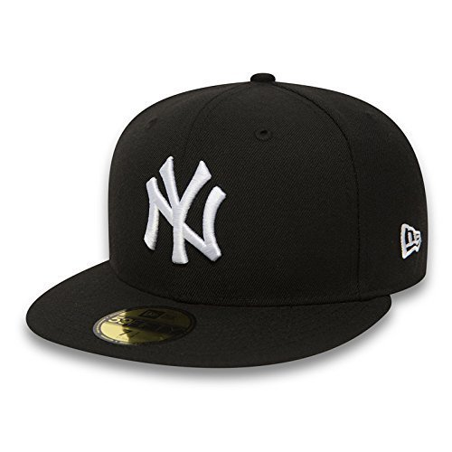 New Era 59Fifty Cap mit UD Bandana New York Yankees Black/White #2838 - 7 1/4 -