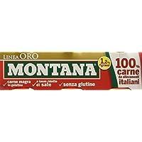 Montana Carne Magra in Gelatina Linea Oro - Confezione da 3 Porzioni x 90 gr