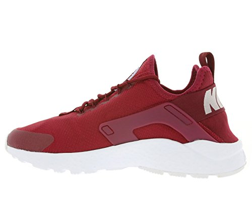 Nike W Air Huarache Run Ultra, Chaussures de Running Entrainement Femme Rojo (Rojo (noble red/white))