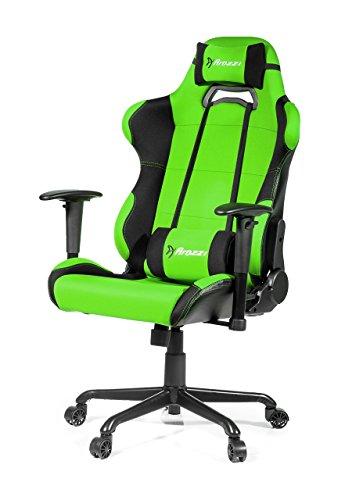 Arozzi Torretta XL Gaming , Stoff - grün