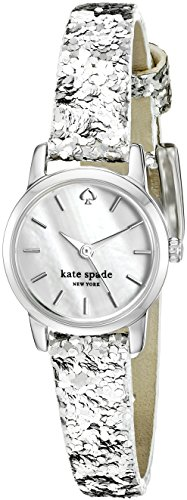 Kate Spade New York donna KSW1008 Tiny metro analogico display analogico al quarzo Orologio