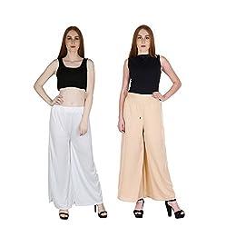marami trouser white beige