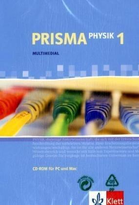 Prisma Physik multimedial 1. 5.-10. Schuljahr. CD-ROM: Einzellizenz