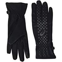 ASICS – Guantes de Invierno Performance, Invierno, Hombre, Color Performance Black, tamaño Medium