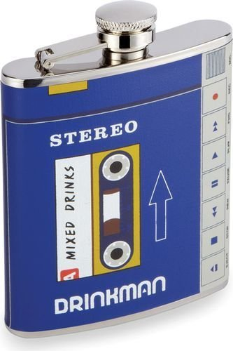 Retro Walkman 7 oz termo